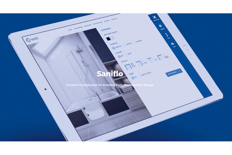 Saniflo launches interactive configurator