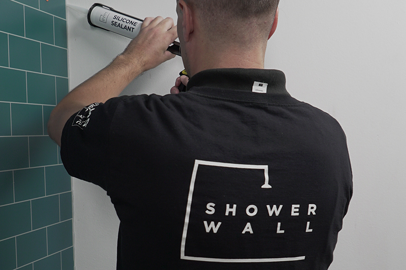 Showerwall launches search for network of approved fitters