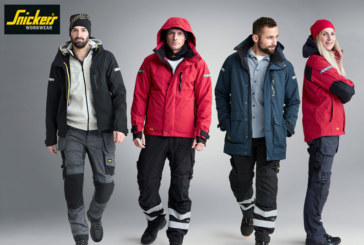 Snickers launches new winter jacket range