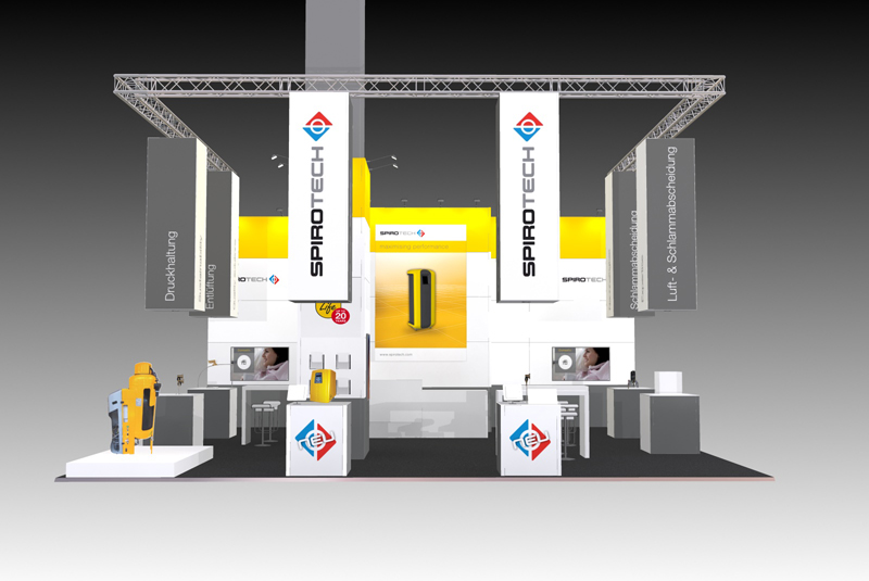 Spirotech to exhibit at ISH