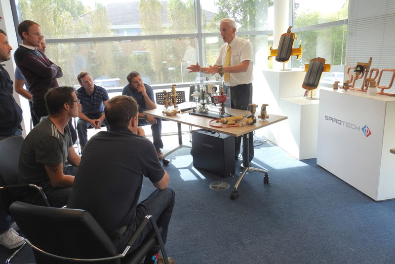 Spirotech announces 2018 workshops