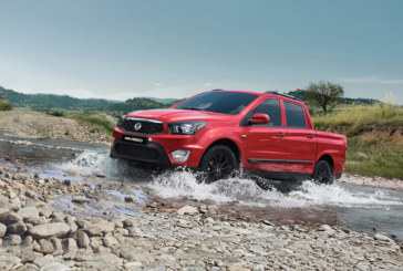 Vehicle test: Ssangyong Musso