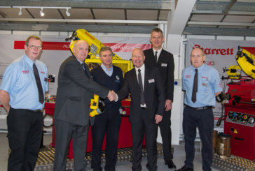 Starrett launches Gloucestershire showroom