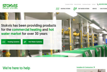 Stokvis Energy Systems launches smart website
