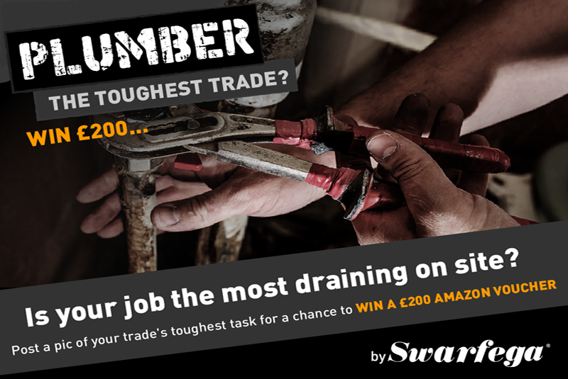 CALLING ALL INSTALLERS: Swarfega launches Toughest Trade competition