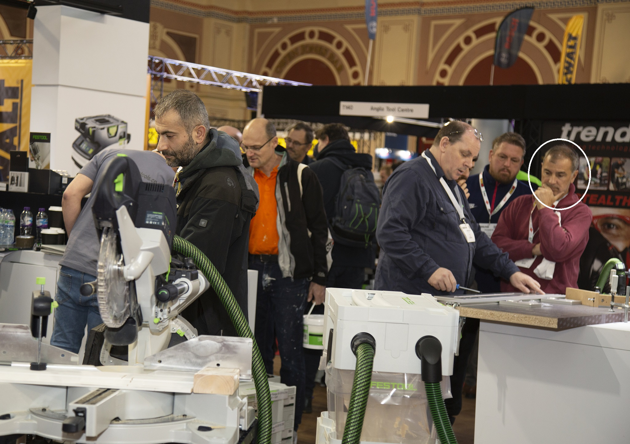 Toolfair giveaway – face in the crowd!