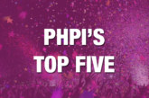 PHPI's Top Five – May 2019