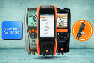 New FGA kits and free voltage tester offer from Testo