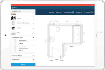 TradeHelp expands with bathroom design feature