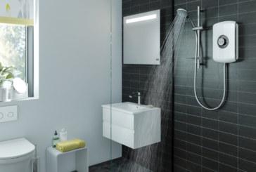 Triton highlights digital shower trends