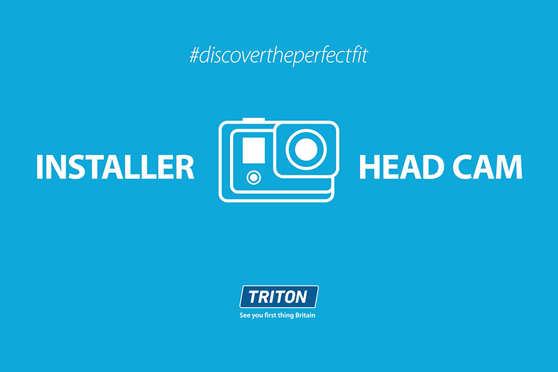 Triton launches head cam training videos