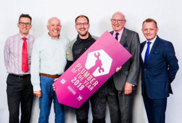 UK Plumber of the Year announces winner