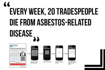 GLOBAL ASBESTOS AWARENESS WEEK: Have you registered the danger?