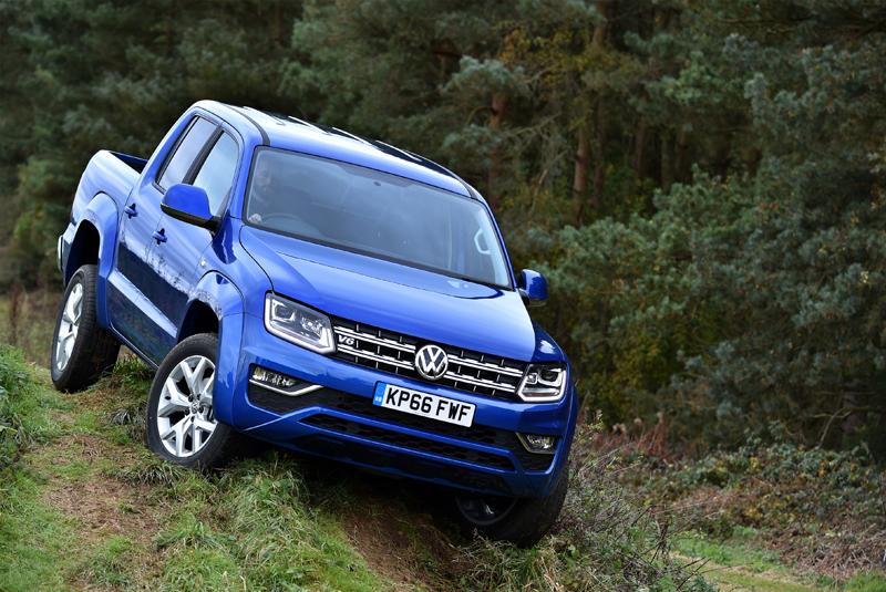 Vehicle Test: VW Amarok