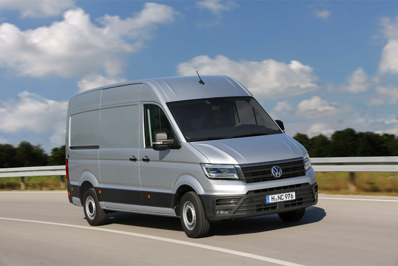 Volkswagen Commercial Vehicles launches scrappage scheme