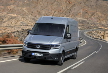 Vehicle Test: VW Crafter