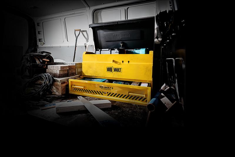 GIVEAWAY: Van Vault 3