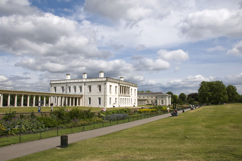 Viega systems installed in Queen's House