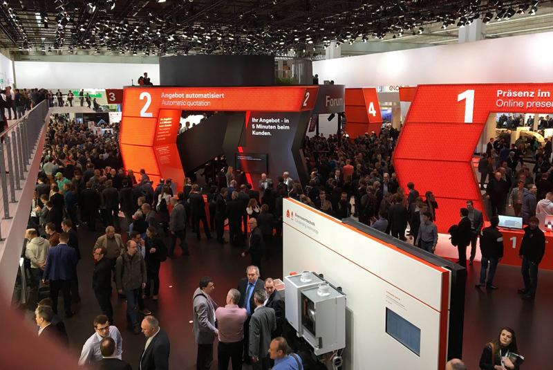 Viessmann starts its anniversary year at ISH 2017