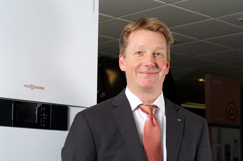 Viessmann Director elected as MCS Chairman