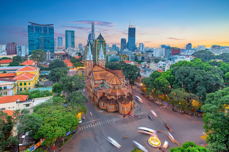 Get in the zone for the chance to head to Vietnam