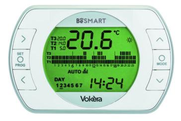 Vokèra recommends boiler control technology