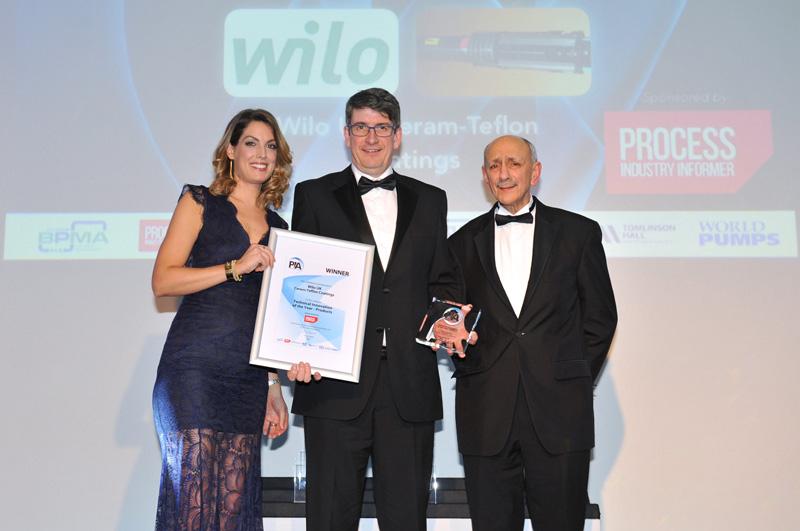 Wilo wins UK and Ireland awards