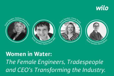 Wilo UK webinar highlights women in the water industry