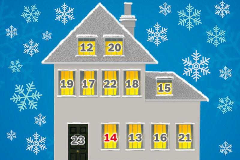 Worcester launches online advent calendar