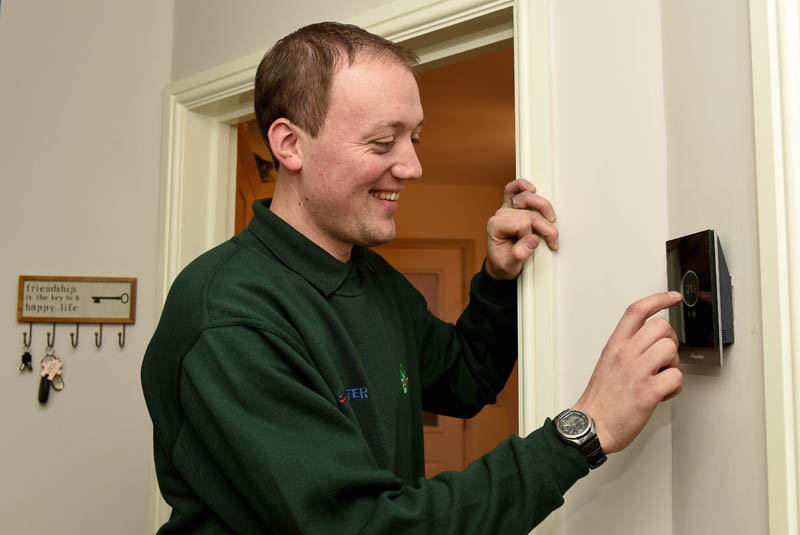 Worcester: Digitalisation of the heating industry