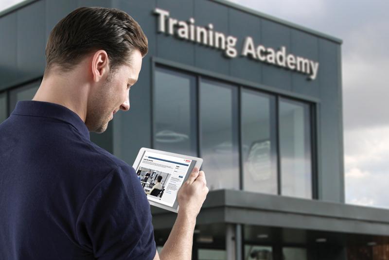 Worcester Bosch develops e-Academy