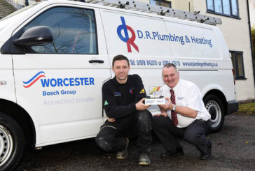 Worcester crowns Van of the Year