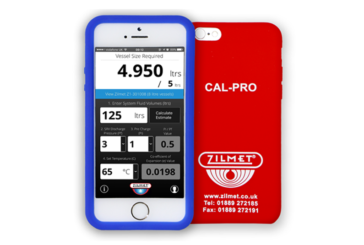 Zilmet app takes the pressure out of vessel calculations