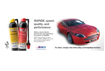 Experience the need for speed with RAPIDE