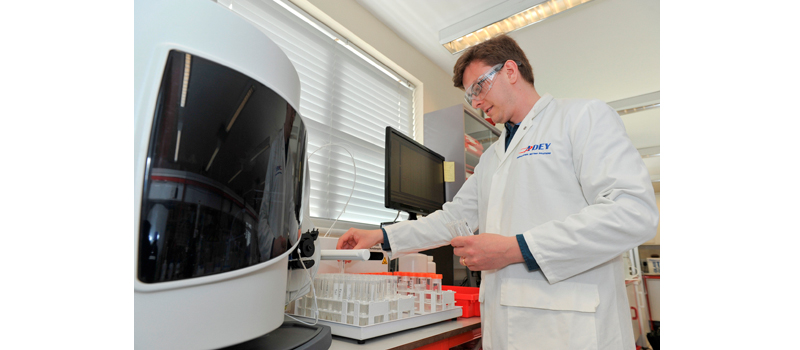 ADEY drives industry water testing standards
