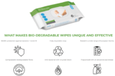 Aero Healthcare | Biodegradable Wipes