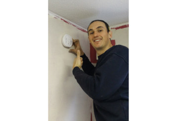 Pembrokeshire Housing fits Aico CO alarms