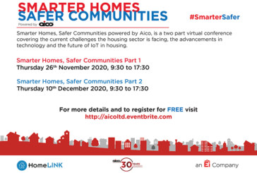 Aico launches Smarter Homes, Safer Communities virtual conference