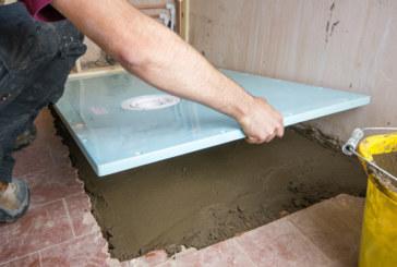 Wet room installation tips