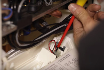 VIDEO: Alpha boiler controller installation