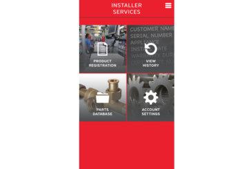Alpha launches new app for installers