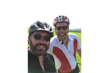 Installer's #100MILECYCLE charity bike ride