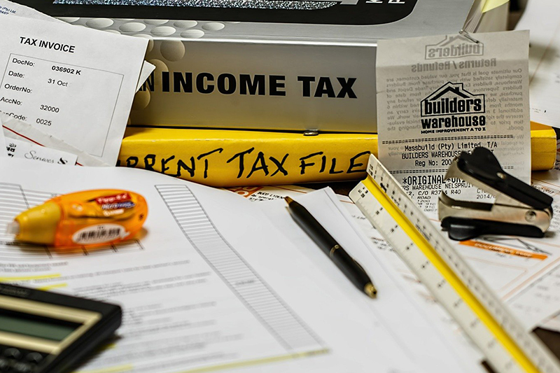 Top tips for installers concerned about paying their tax bill