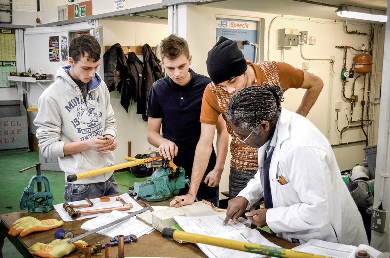 Parents prefer apprenticeships to degrees