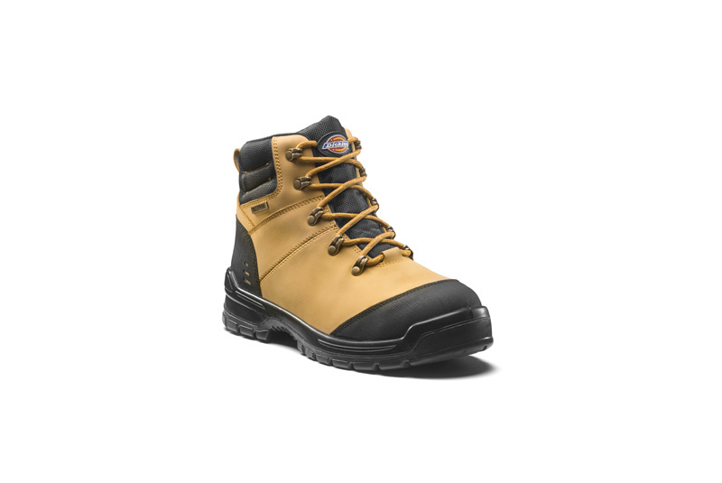 GIVEAWAY: Dickies Cameron Safety Boots