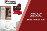 APRIL 2020 GIVEAWAYS: Enter them all here!