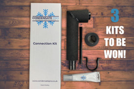 GIVEAWAY: Three Condensate Pro kits