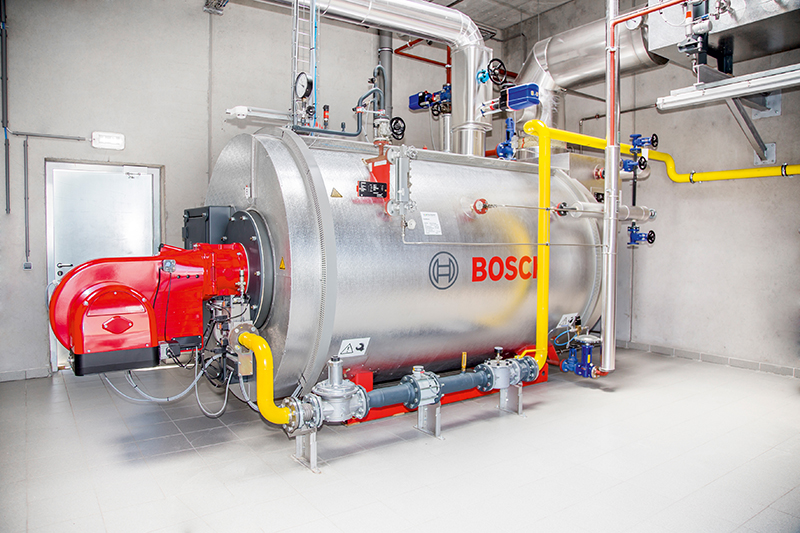 Hybrid plant rooms for heat networks