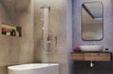 Aqualisa | Dream thermostatic mixer showers