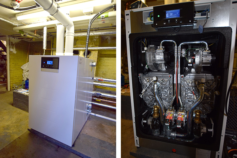 PROJECT FOCUS: ATAG Commercial provides essential heating and hot water at Monmouth School for Girls